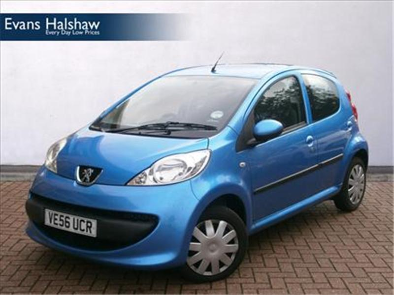 peugeot 107 - review and photos