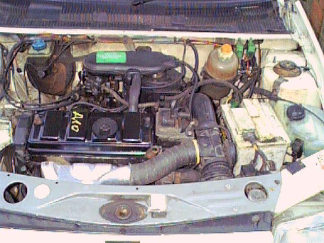 PEUGEOT 205 1.1 engine