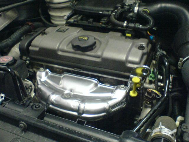PEUGEOT 206 1,4 engine
