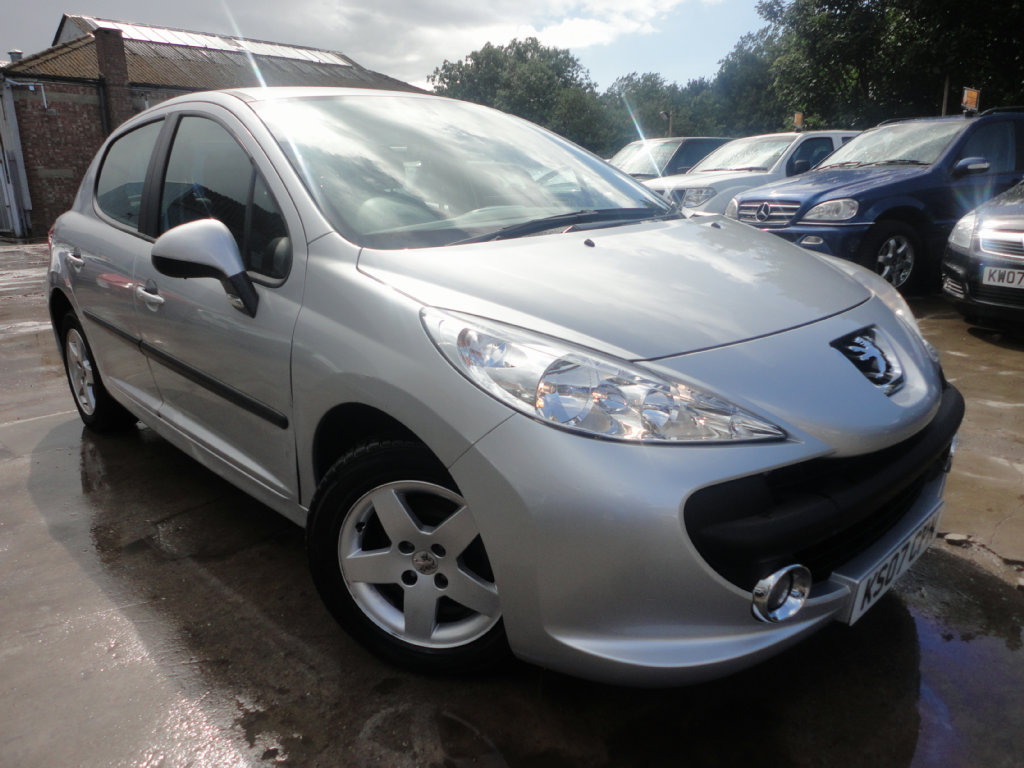 Download image Peugeot 207 1 4 PC, Android, iPhone and iPad