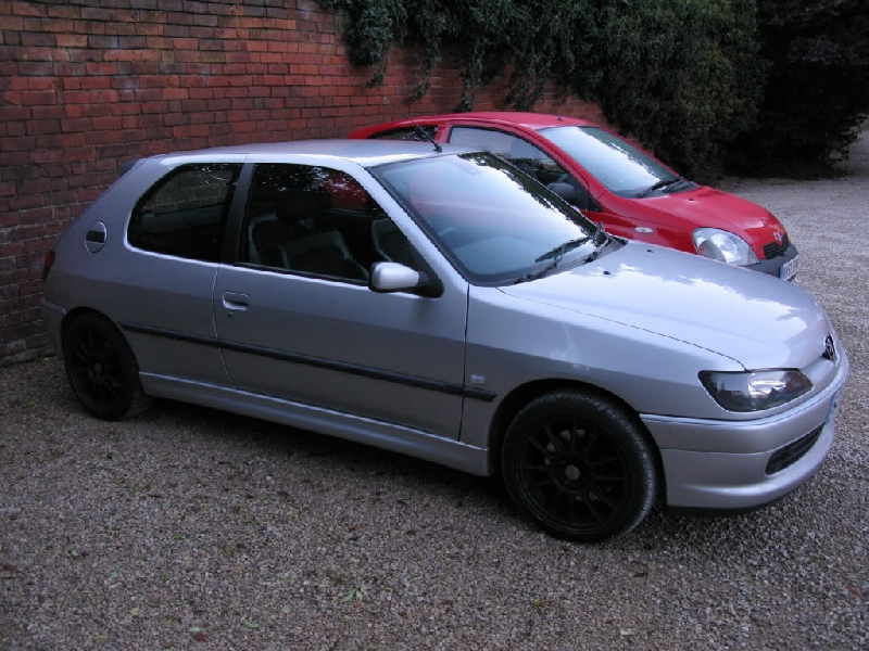 PEUGEOT 306 silver