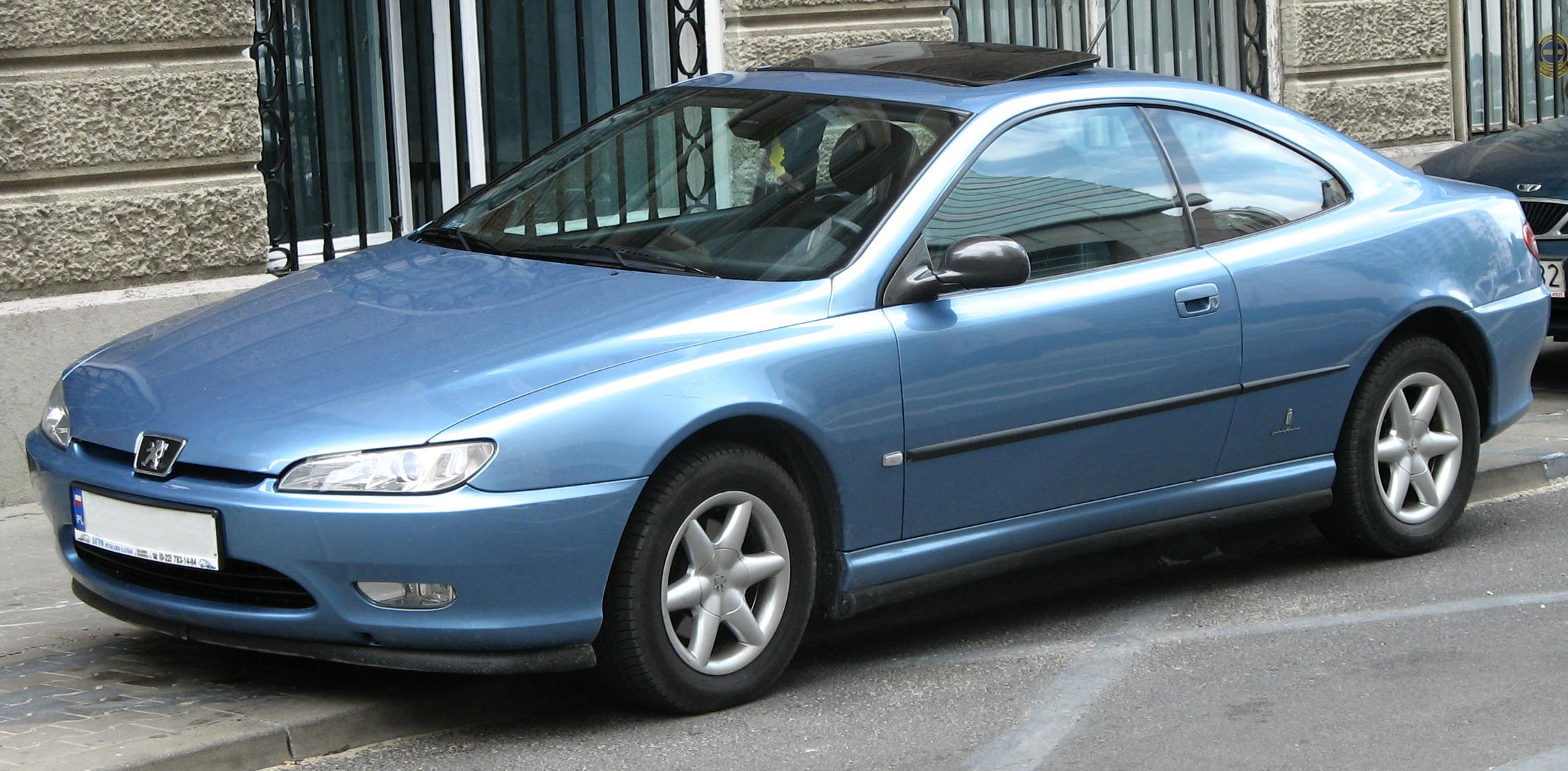 PEUGEOT 406 - Review and photos