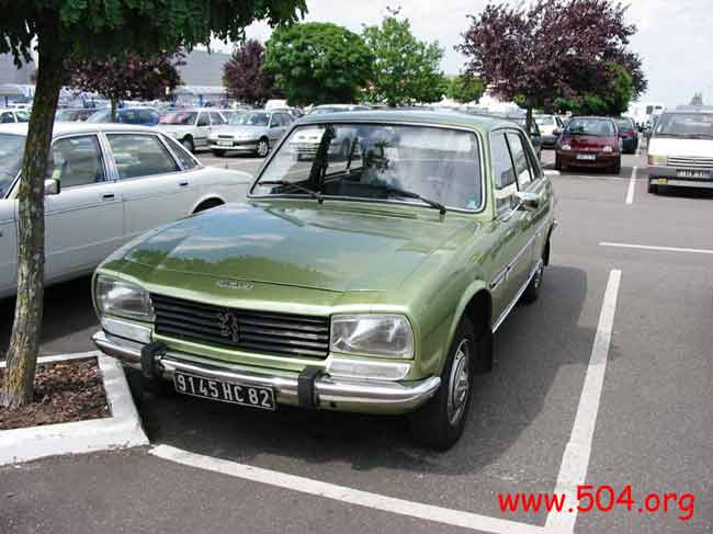 Peugeot 504 Review And Photos
