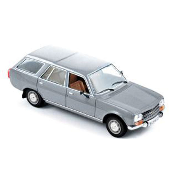 PEUGEOT 504 silver