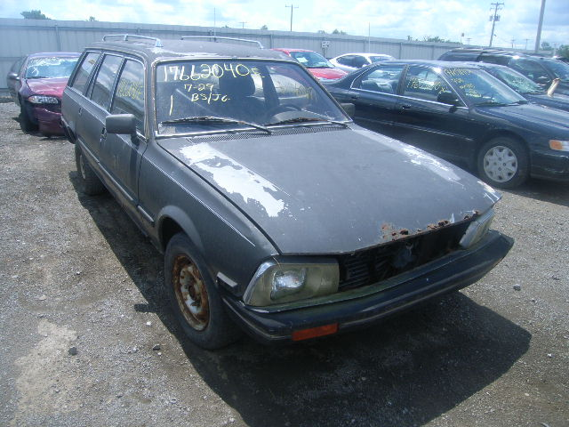 PEUGEOT 505 2.0 silver