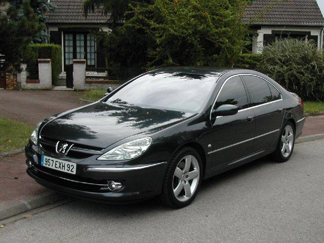 Peugeot 607 picture # 10546 | Peugeot photo gallery | CarsBase.com