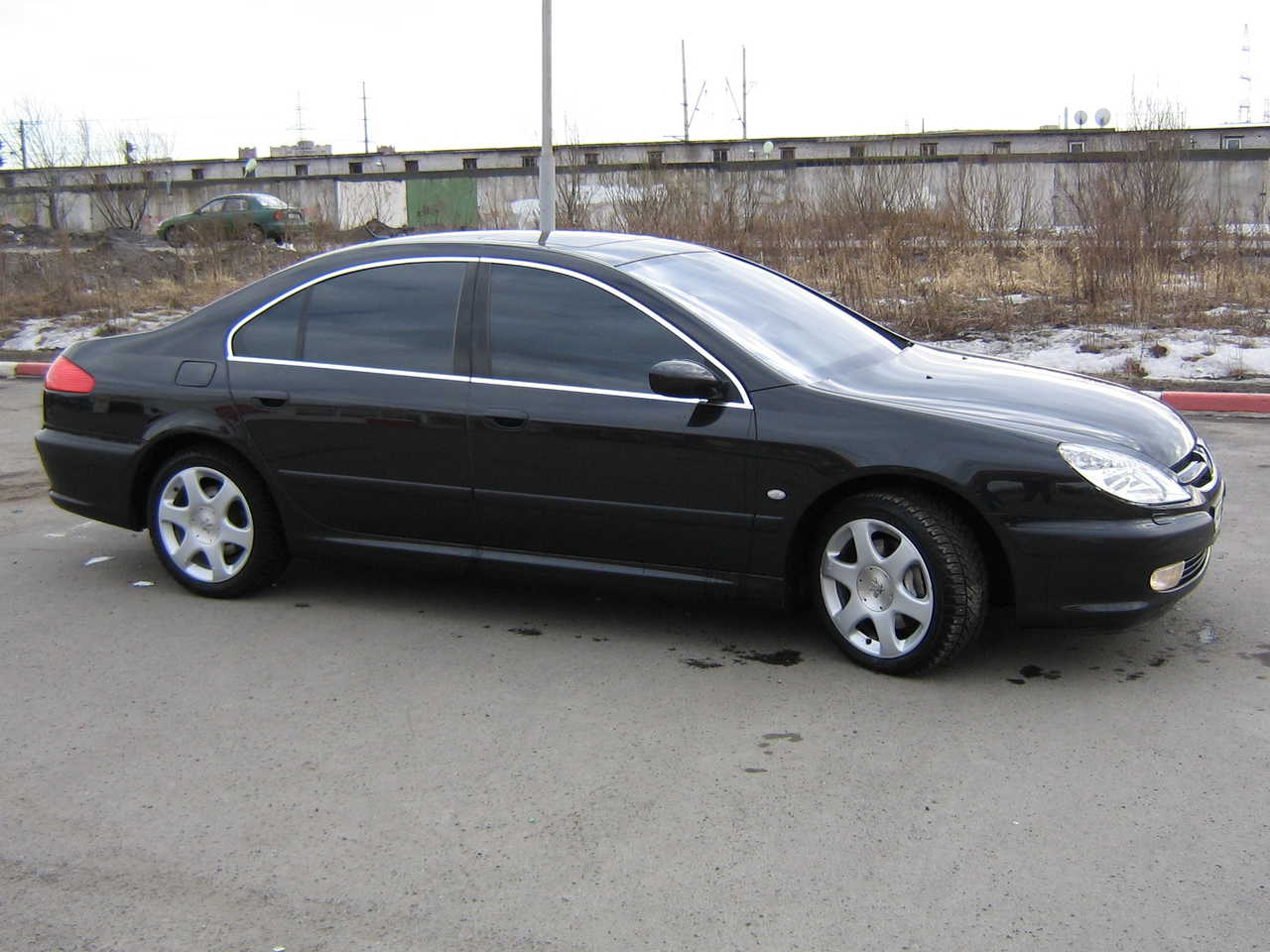 List of options and versions by Peugeot 607. Peugeot 607, Peugeot ...