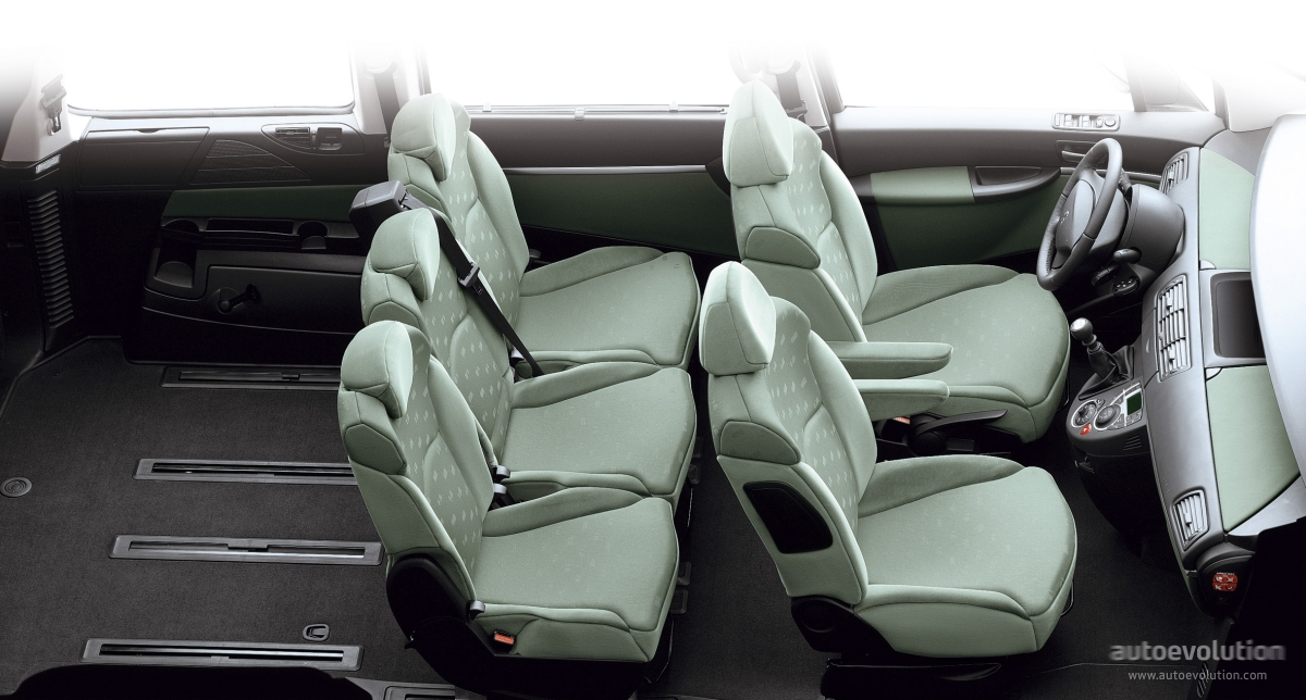 Peugeot 807 review and photos for Peugeot 807 interieur