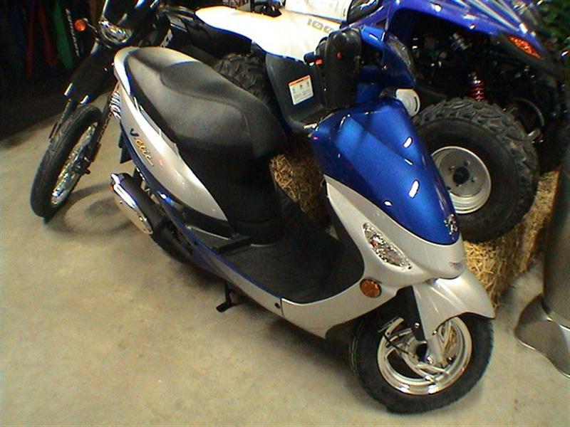 PEUGEOT V-CLIC blue