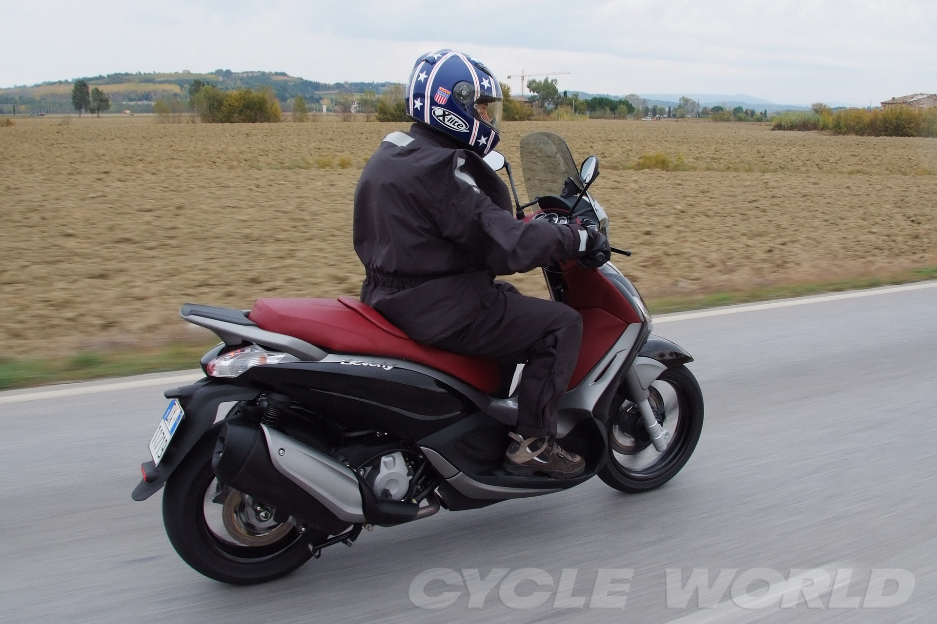 piaggio beverly - review and photos