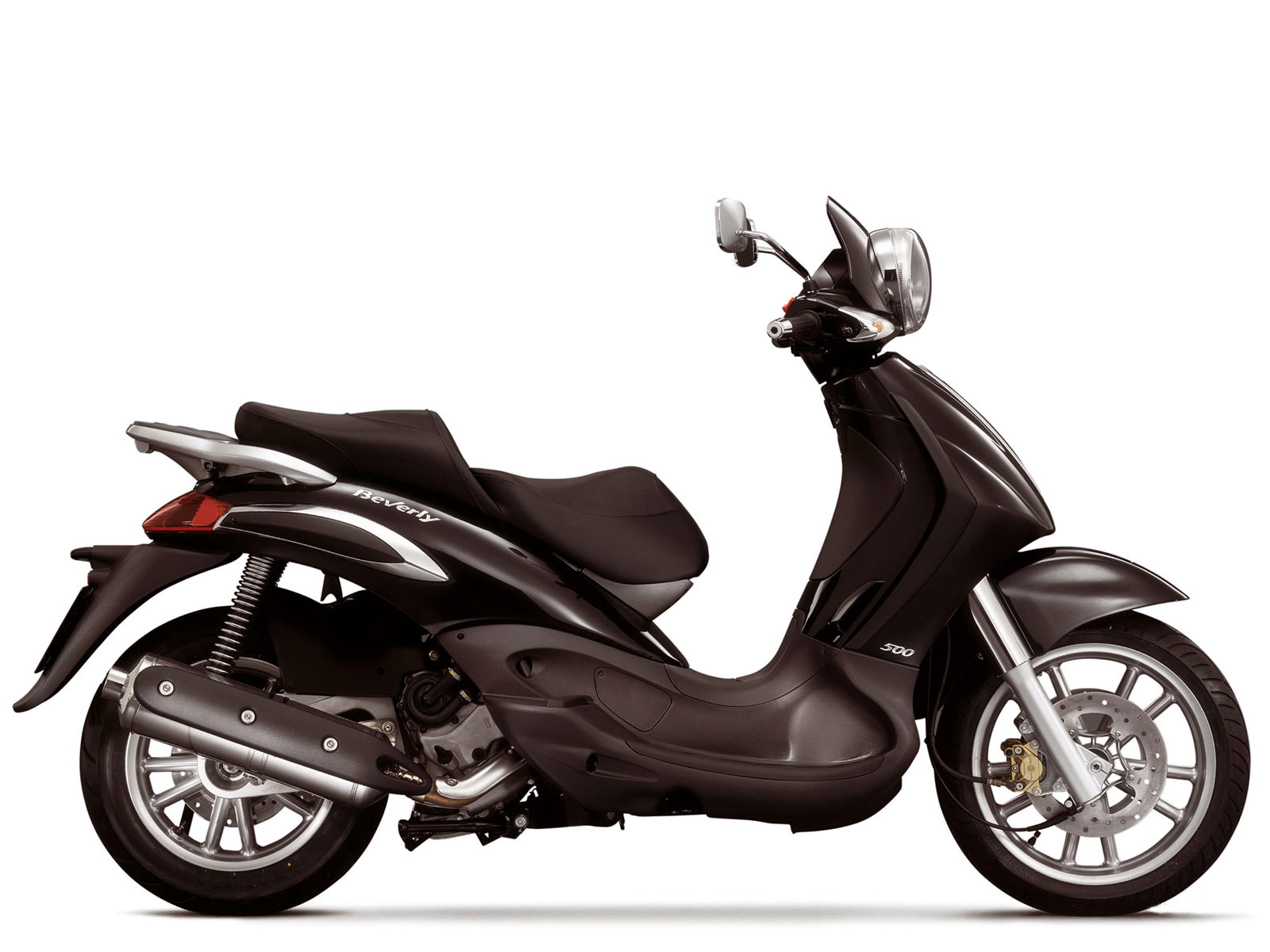 PIAGGIO BEVERLY 200 brown