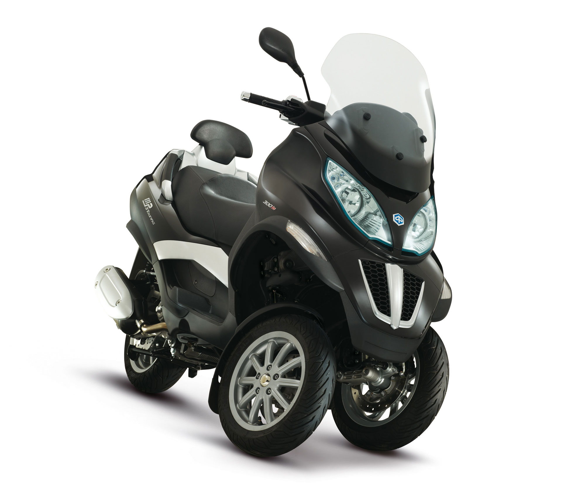 PIAGGIO MP3 125 black