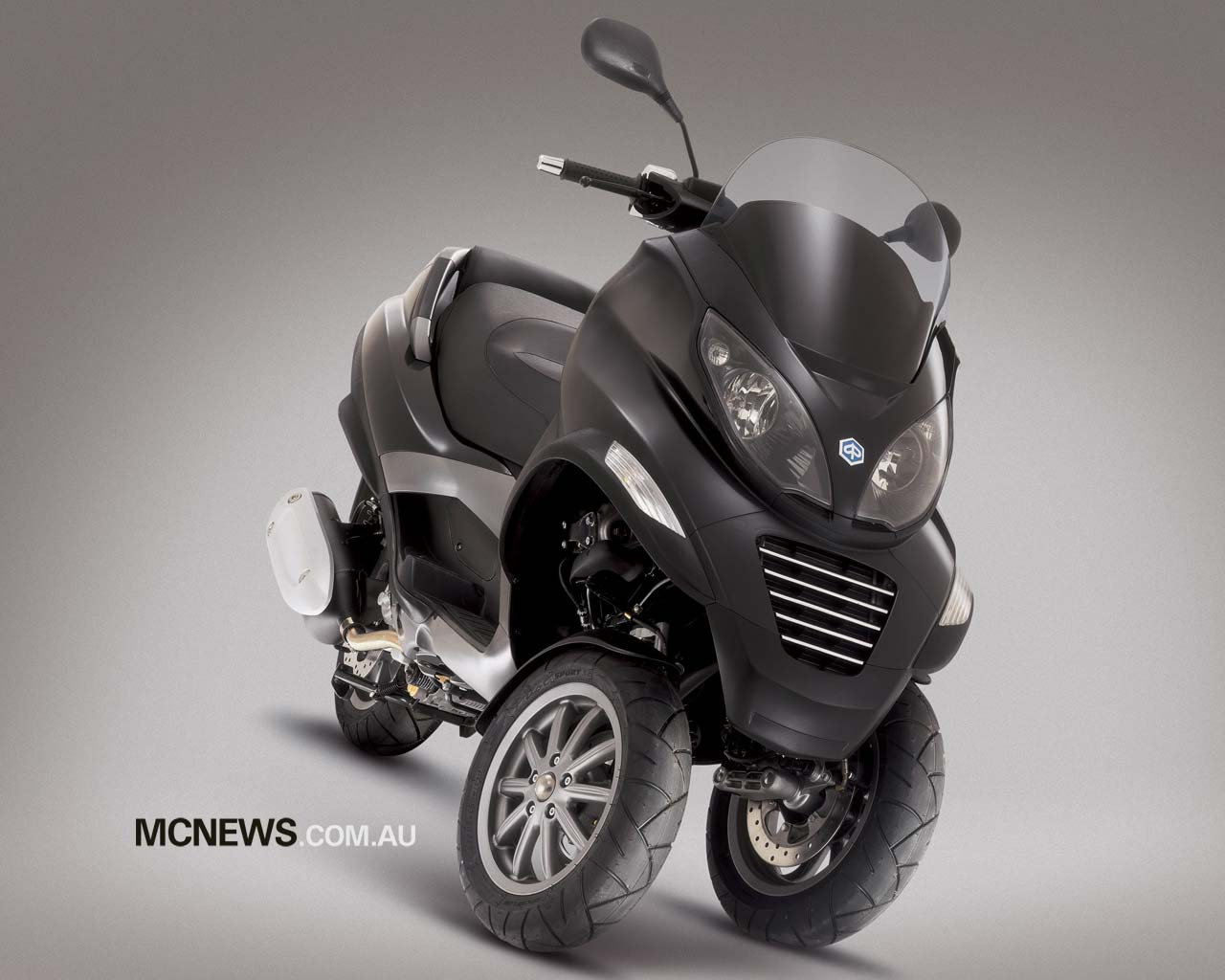 PIAGGIO MP3 black