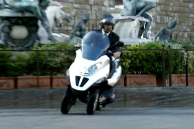 PIAGGIO MP3 green