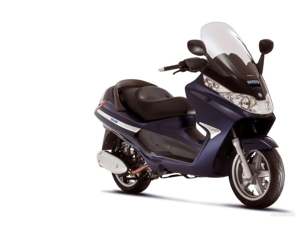 piaggio x8 - review and photos