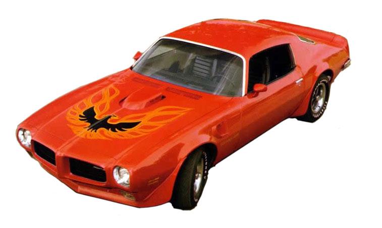 pontiac firebird automatic