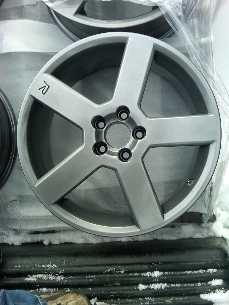 PONTIAC GTO 5.7 silver