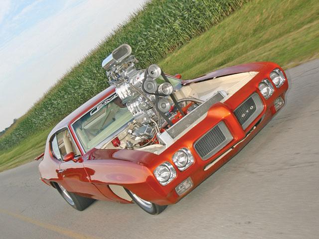 pontiac wallpaper (Pontiac GTO)
