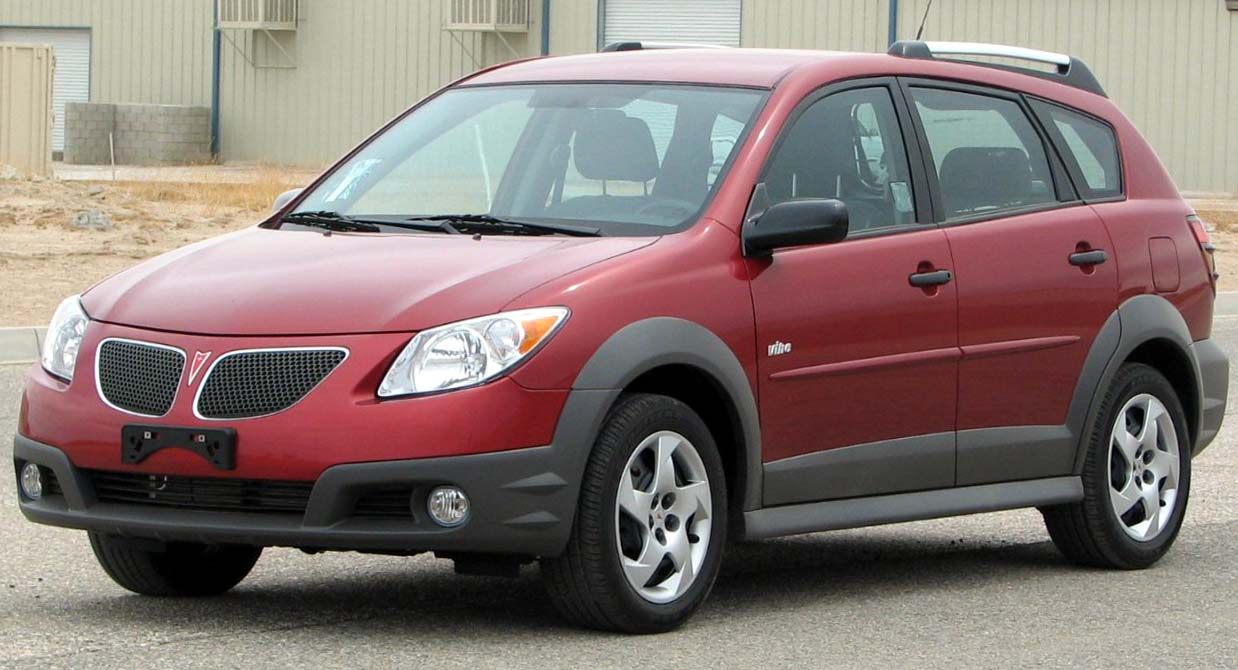 pontiac vibe review and photos. Black Bedroom Furniture Sets. Home Design Ideas
