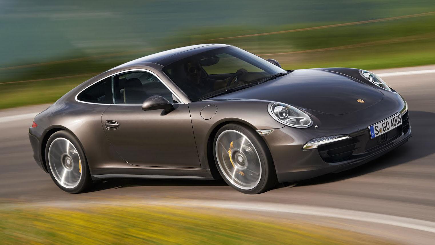porsche wallpaper (Porsche 911)