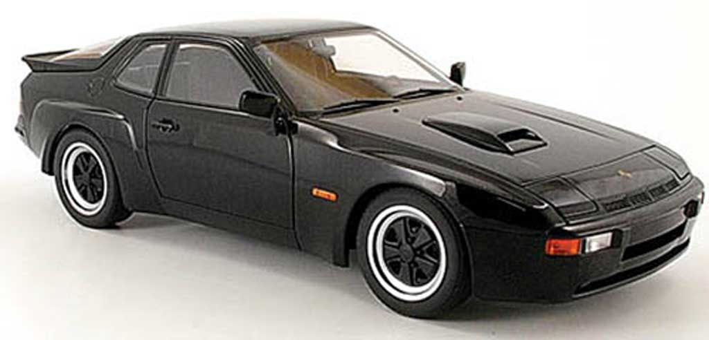 PORSCHE 924 CARRERA GTS black