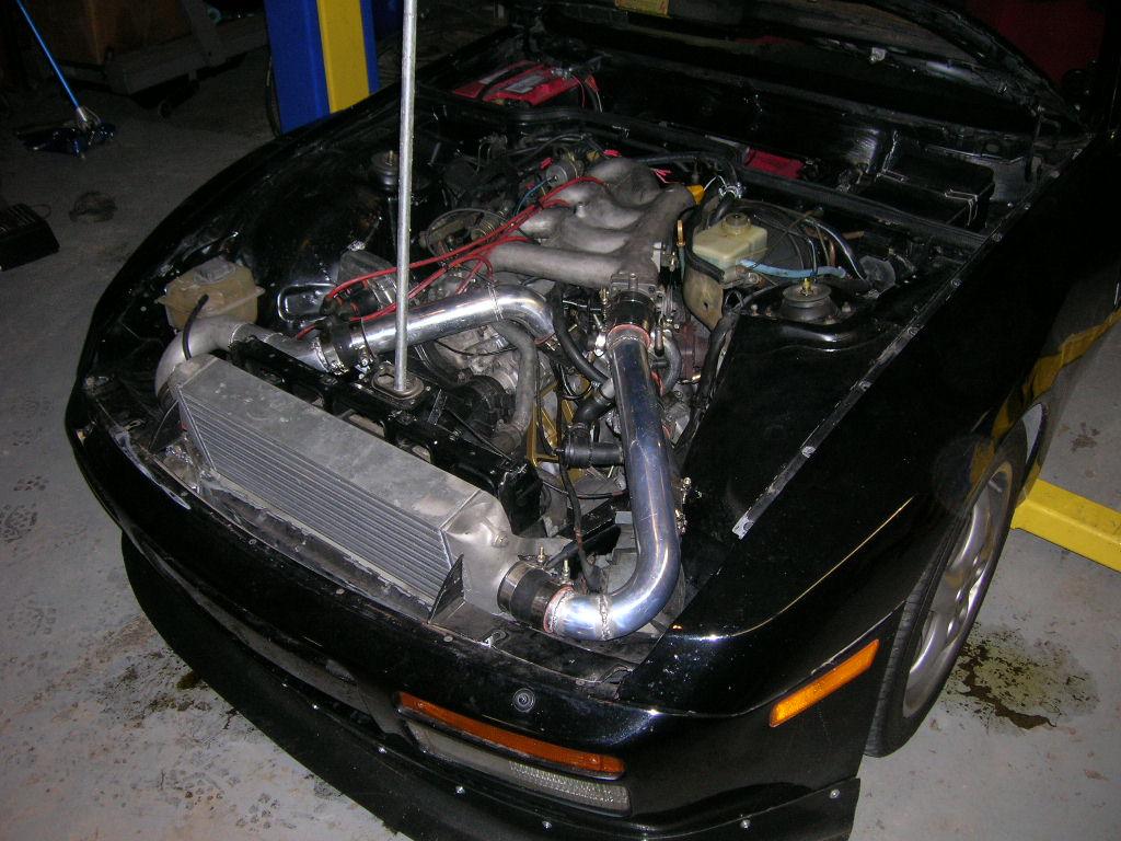 PORSCHE 944 2.5 engine