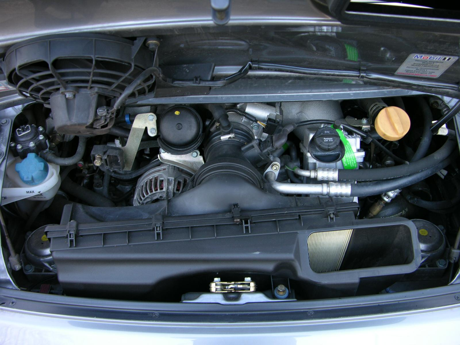 PORSCHE 996 engine