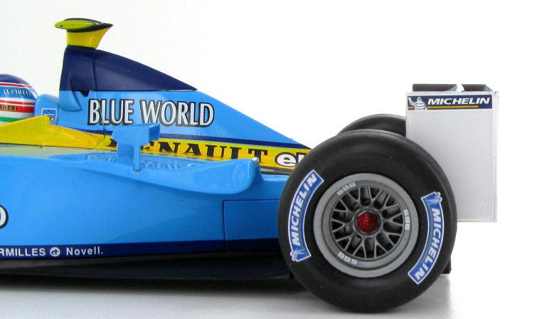 RENAULT 18 blue