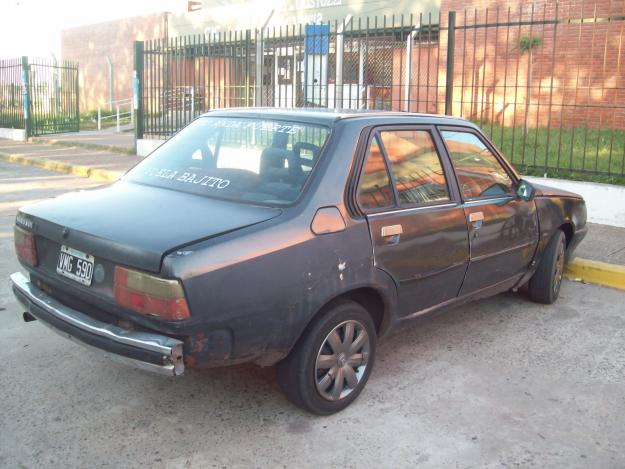 RENAULT 18 brown