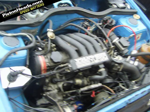 RENAULT 5 1.7 engine