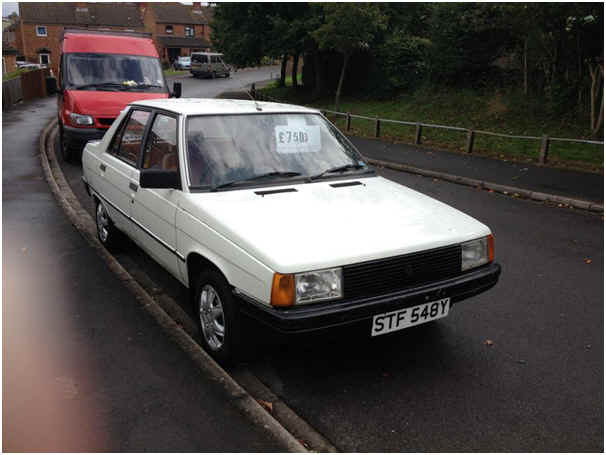 Renault 9 Review And Photos