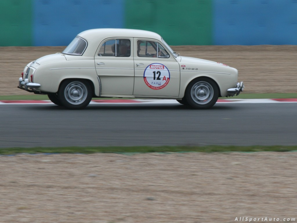 RENAULT DAUPHINE 1093 brown