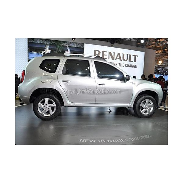 RENAULT DUSTER 1.6 blue