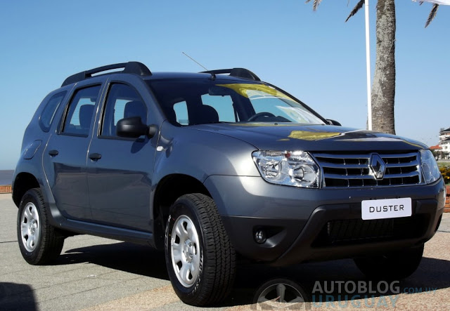 RENAULT DUSTER 1.6