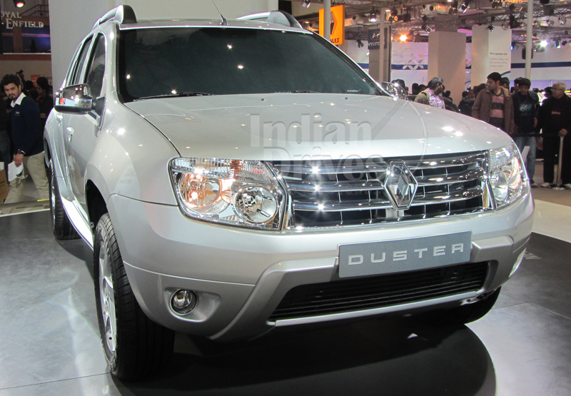 RENAULT DUSTER 1.6 silver