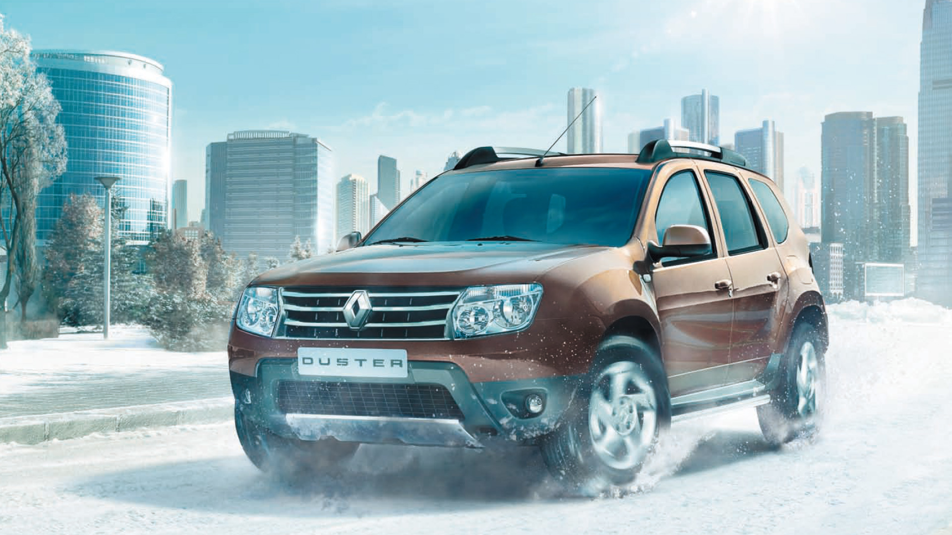renault wallpaper (Renault Duster)