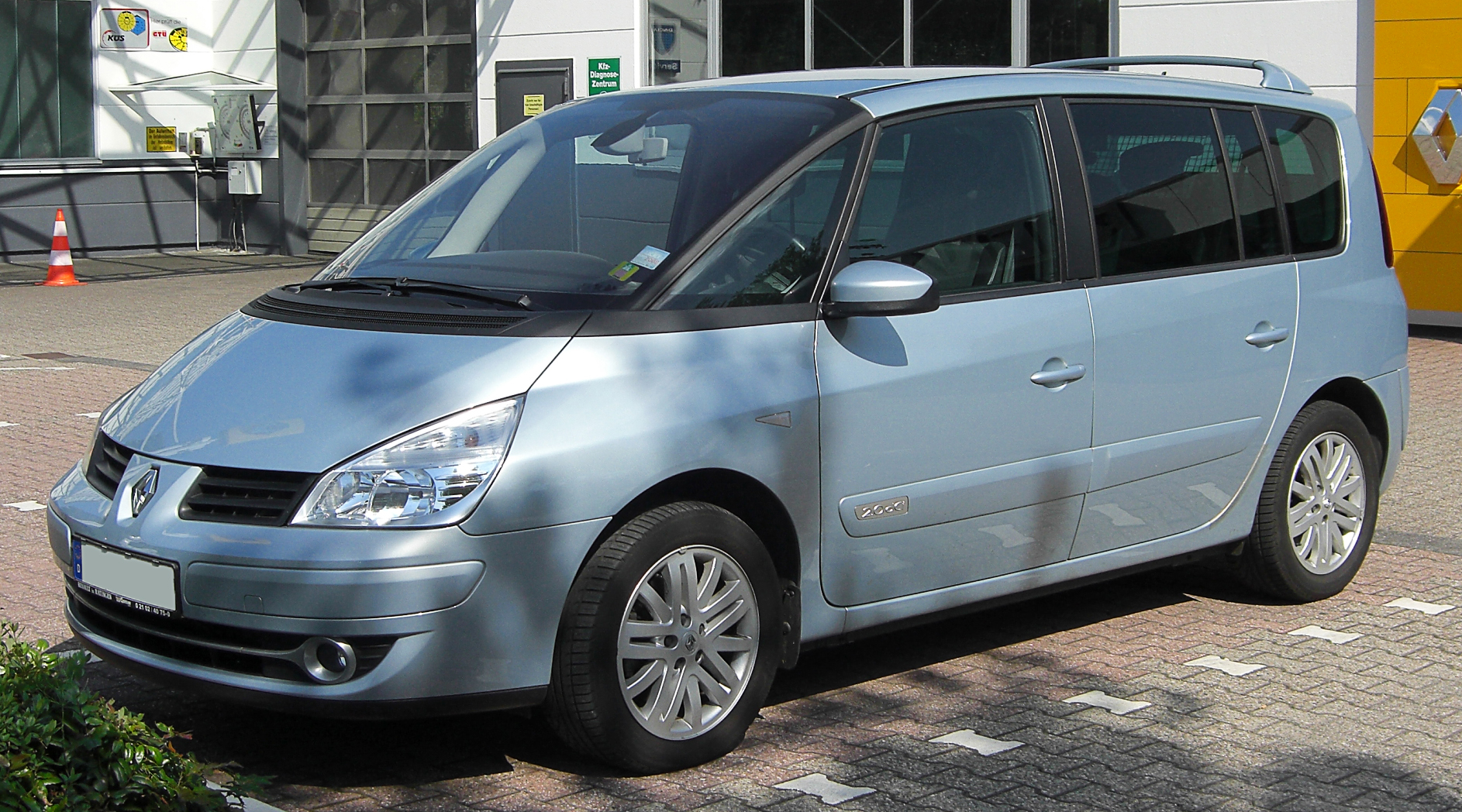 RENAULT ESPACE - Review and photos
