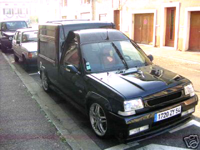 RENAULT EXPRESS 1.2 engine