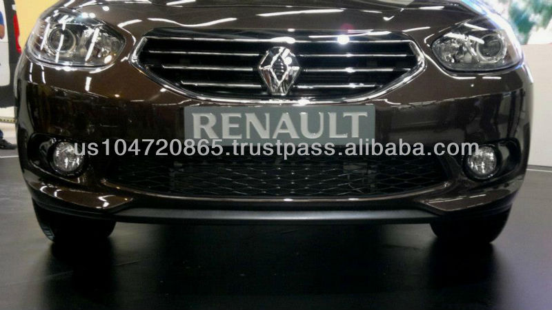 RENAULT FLUENCE 1.6 brown