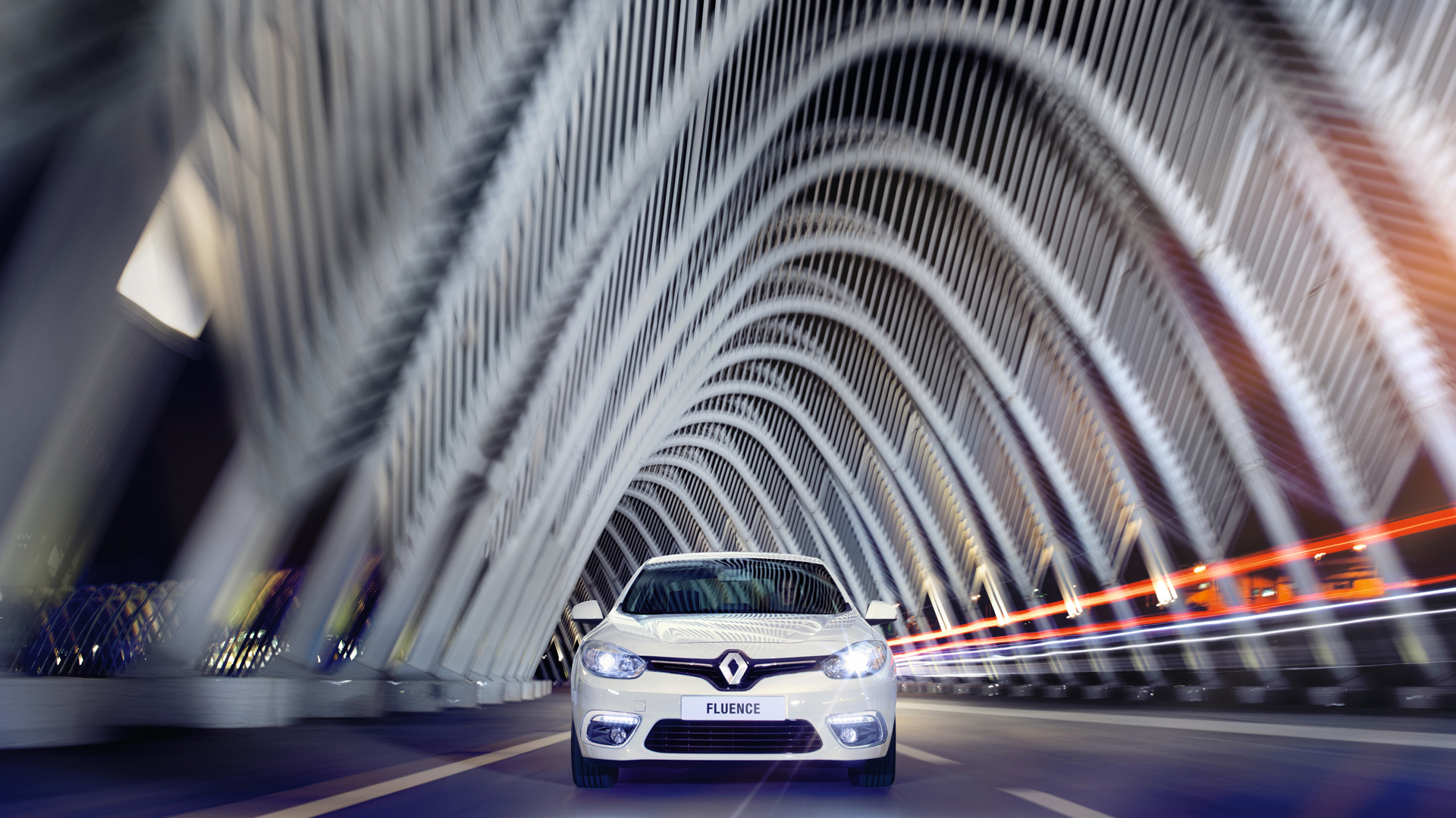 renault wallpaper (Renault Fluence)