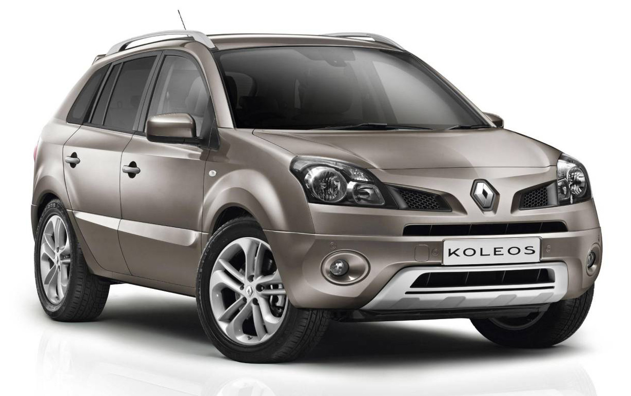 renault koleos review and photos. Black Bedroom Furniture Sets. Home Design Ideas