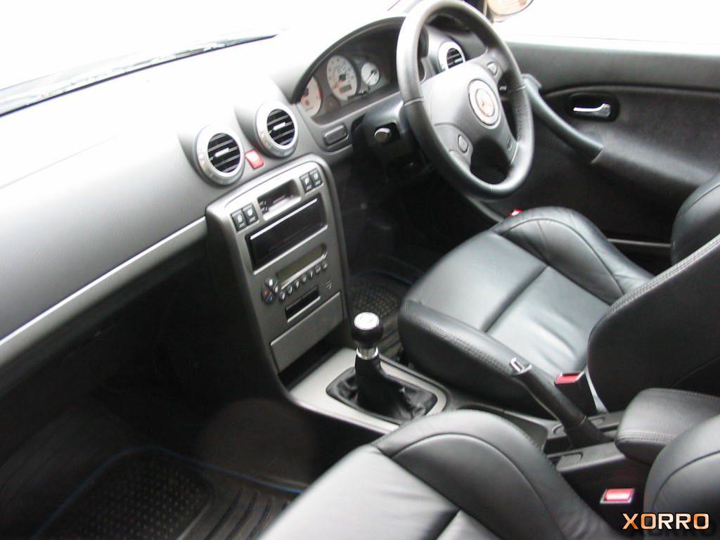 ROVER 400 interior