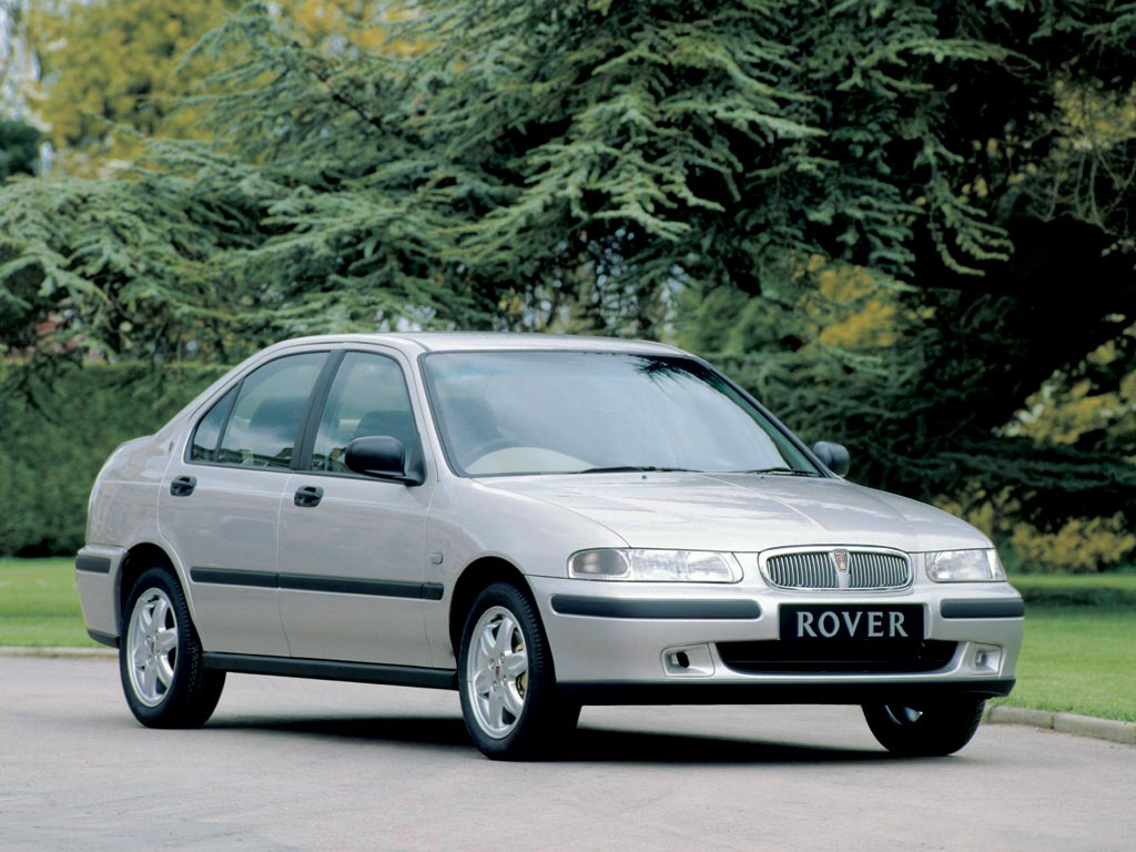 rover wallpaper (Rover 400)