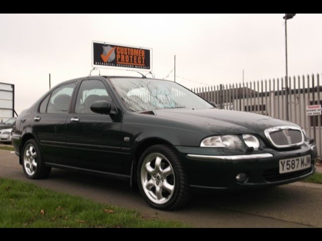 ROVER 45 1.6 CLASSIC blue
