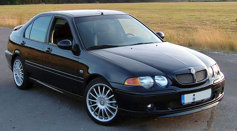 ROVER 45 1.6 CLASSIC engine