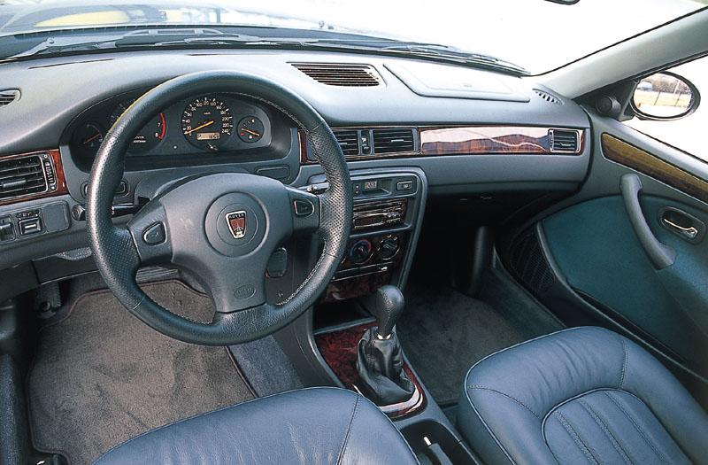 ROVER 45 1.6 CLASSIC interior