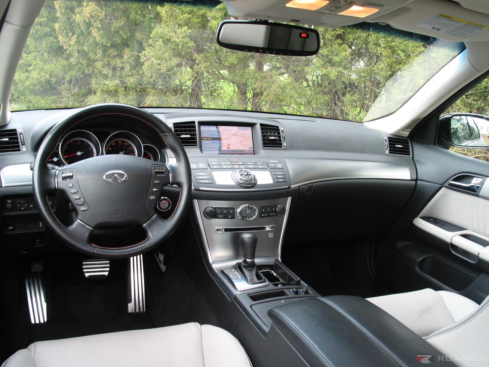 ROVER 45 interior