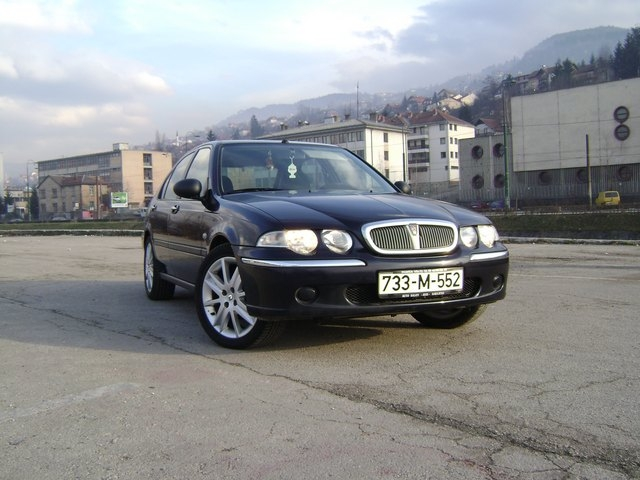rover wallpaper (Rover 45)
