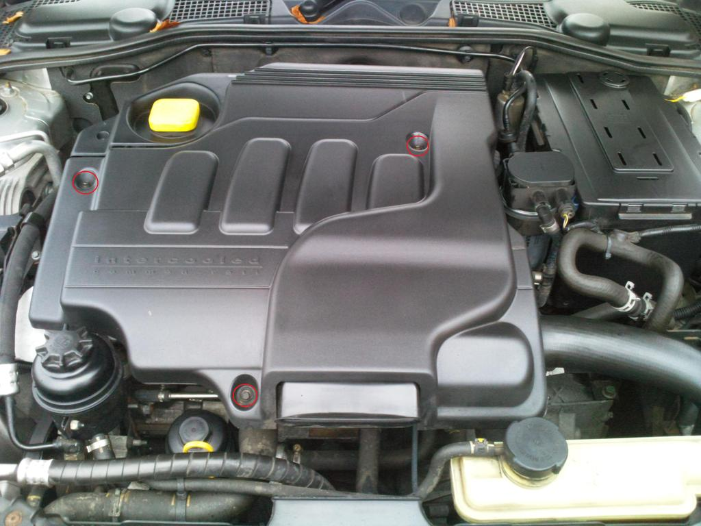 ROVER 75 engine