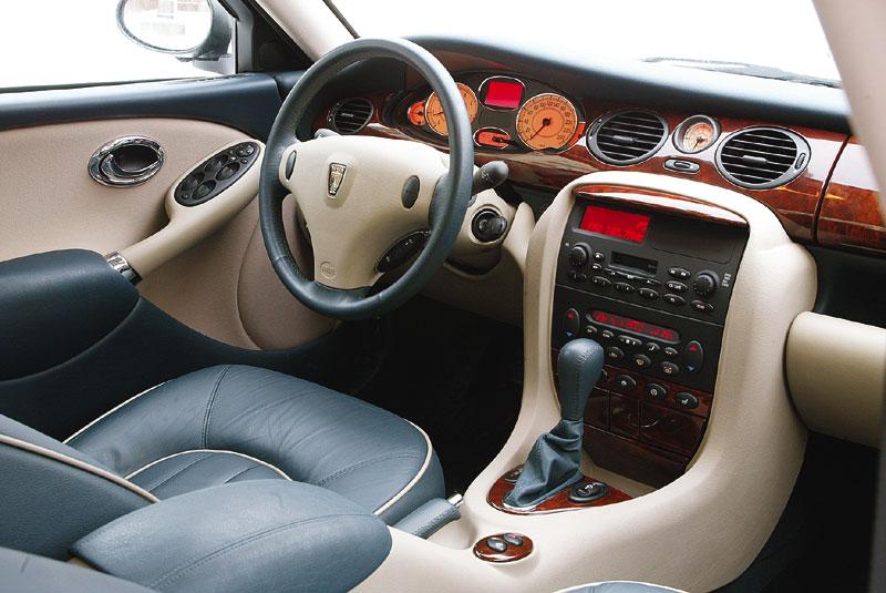 Rover 75 V8 (2004) - picture 6 of 7